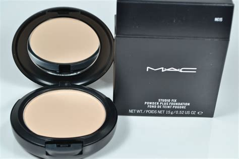 Mac Powder Foundation mac studio fix fluid spf15 nc15 100