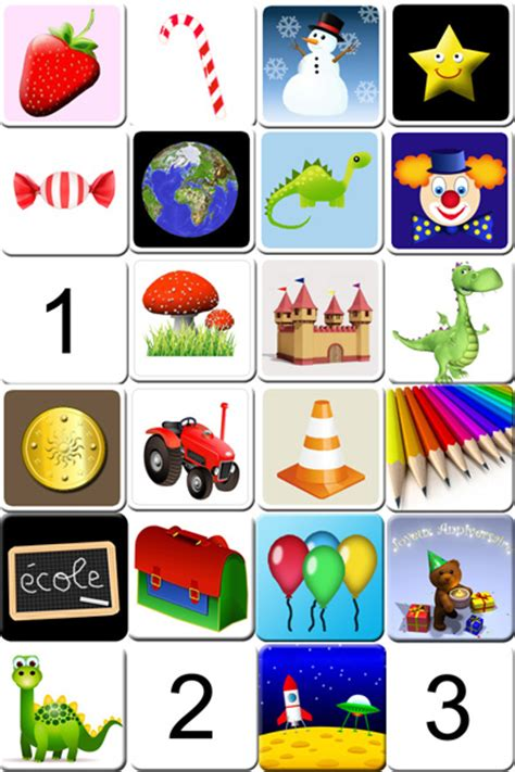 printable memory games for kindergarten kindergarten memory game to print