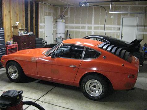 75 Datsun 280z by 1975 Datsun 280z Restoration My Build Garage