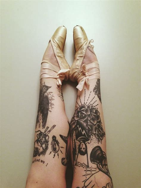dance tattoo ballet tattoos fashion tattos ballerinas