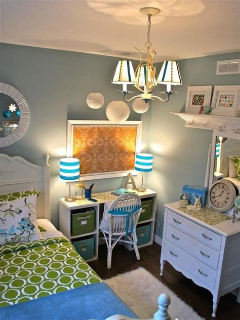 bedroom ideas for small rooms teenage girls girl teen room idea cute small diy desk kids