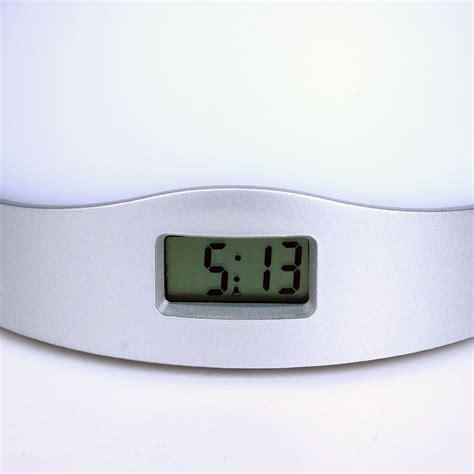Jam Waker Digital Dilengkapi Kalender Dan Pengukur Suhu jam meja digital dengan proyeksi keren harga jual