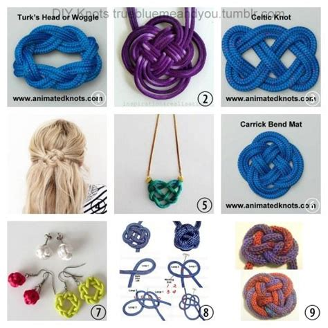 Decorative Knots - roundup of knots resources and tutorials i using