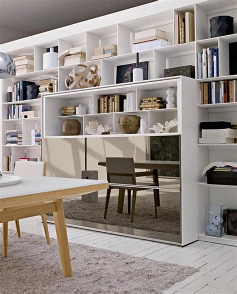 libreria open open sectional bookcase flat c by b b italia design