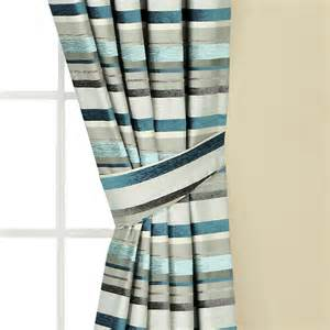 Teal patterned curtains for pinterest