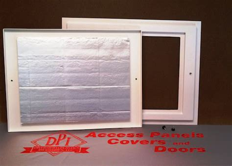 Insulated Crawl Space Door by E Z Access Crawlspace Insulated Crawlspace Door
