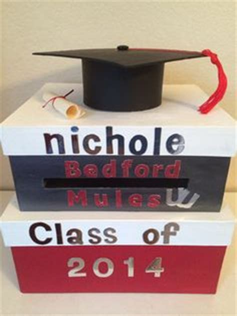 how to make a graduation card holder box 1000 images about brandon s graduation card box on