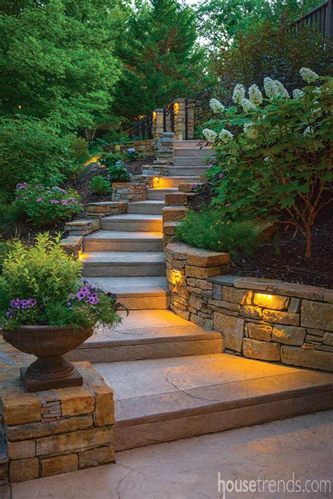 powell gardens lights capture nocturnal nuances with outdoor lighting