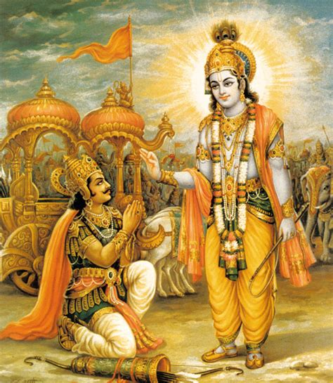 confused about english translations of the bhagavad gita