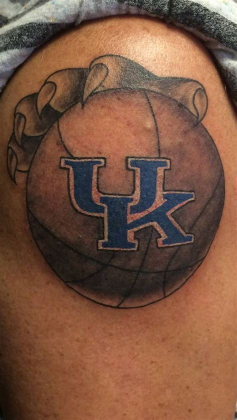 19 best images about kentucky wildcats tattoos on