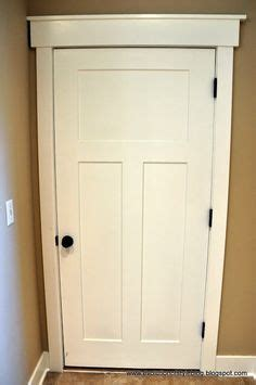 craftsman style interior trim craftsman interior door on pinterest craftsman interior