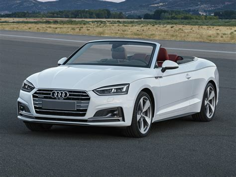 New Audi 2018 by New 2018 Audi A5 Price Photos Reviews Safety Ratings
