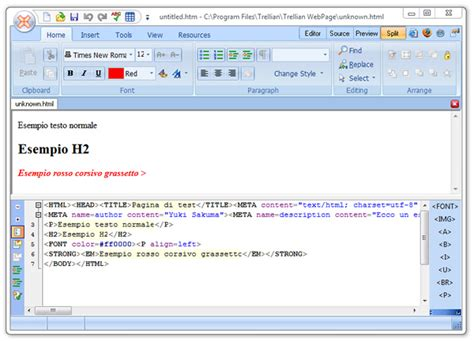 layout editor absolute download wysiwyg web page editor freeware absolutefiles