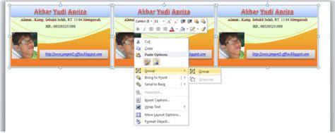 membuat kartu nama sendiri online membuat sendiri kartu nama pada ms word 2010 multi