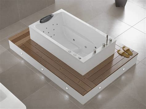 Yasahiro Deep Soaking Tub