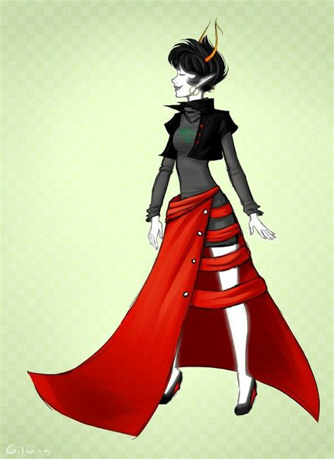 homestuck kanaya yellow dress images