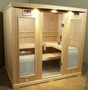 at home sauna top 3 differences between steam showers saunas talk