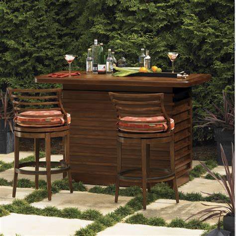7 great patio bars for your outdoor area furniture