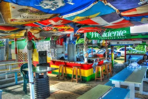 Amazing Kitchens Designs beach bars in hdr lion rock beach bar st kitts beach