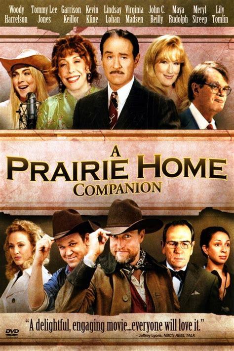 a prairie home companion 2006 cine
