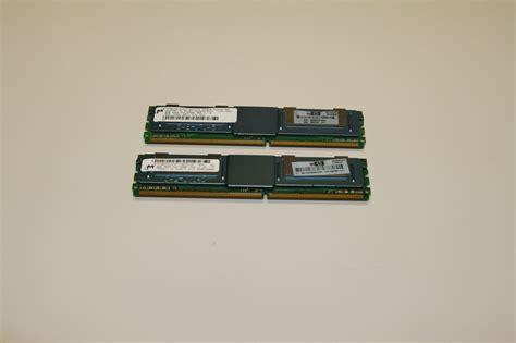 Memory Hp Samsung 16gb hp samsung 398709 071 16gb kit 2x8gb fb dimm pc2 5300f