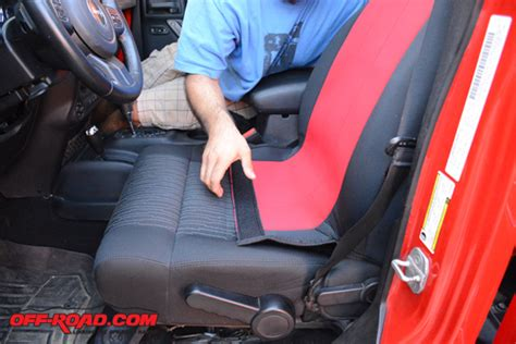 jeep jk seat covers forum caltrend custom seat cover install on jeep jk wrangler