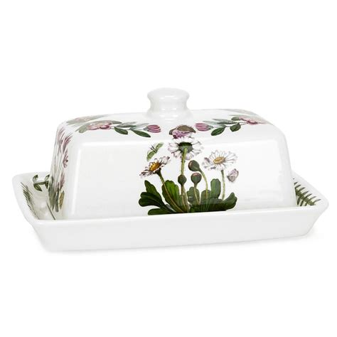 Portmeirion Botanic Garden Butter Dish with S Of Kensington S Of Kensington 404 Page Not Found