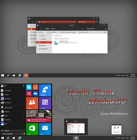download computer themes for windows 10 top best windows 10 themes to spice up your desktop