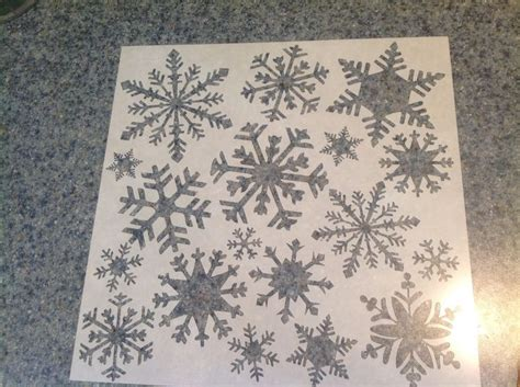 snowflake pattern icing 1000 ideas about royal icing templates on pinterest