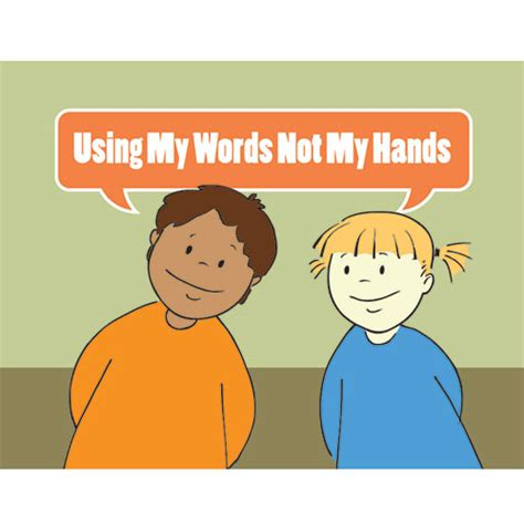 my words using my words not my social story curriculum
