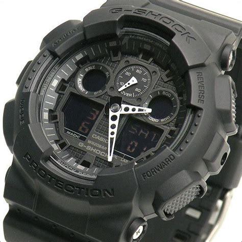 Casio Original G Shock Ga 100mm 8agshock Ga 100mm 8aga100mm 8a buy casio g shock velocity indicator alarm ga 100