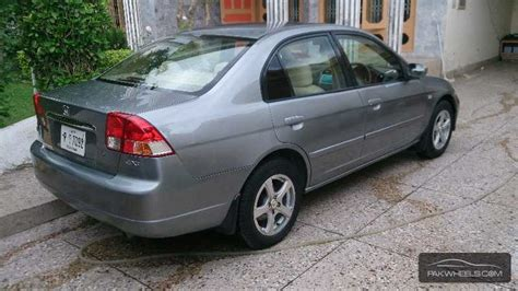 Modified Civic Prosmatic by Honda Civic Exi 2006 For Sale In Peshawar Pakwheels
