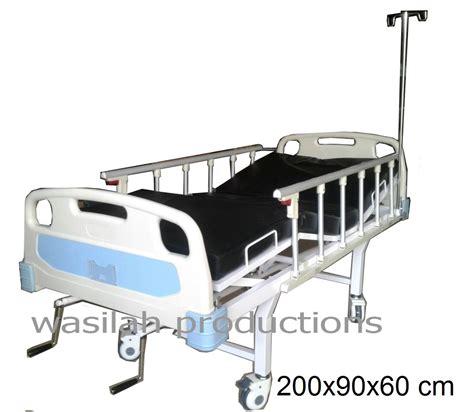 Ranjang Pasien 2 Engkol jual ranjang pasien 2 engkol senderan fiber abs deluxe sulthan