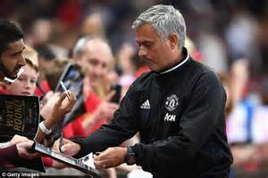 Mourinho Vs Guardiola Jimmo Morrison manchester united vs leicester city five key battles in the fa community shield daily mail