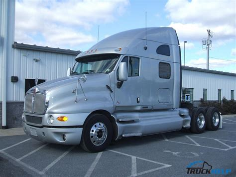 2009 kenworth truck 2009 kenworth t2000 for sale in carlisle pa by dealer