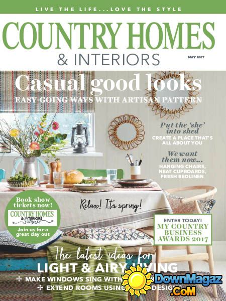 country home design magazines country homes interiors 05 2017 187 download pdf