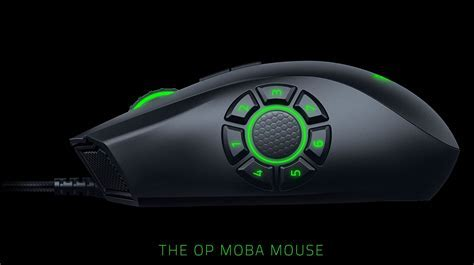 Razer Announces Naga Hex V2, Available Now in Malaysia for