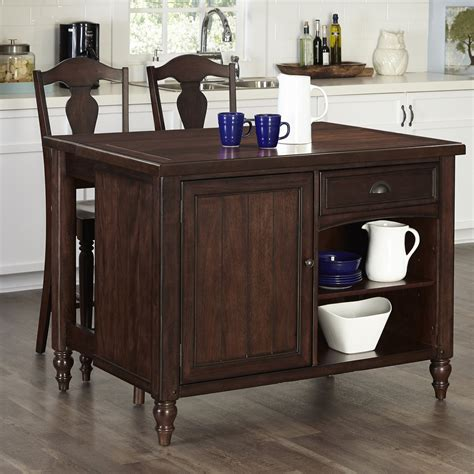 hayneedle kitchen island home styles country comfort kitchen island kitchen