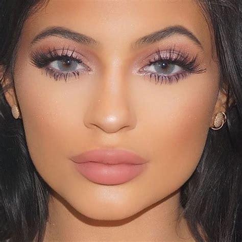 makeup jenner jenner makeup brown eyeshadow pink eyeshadow