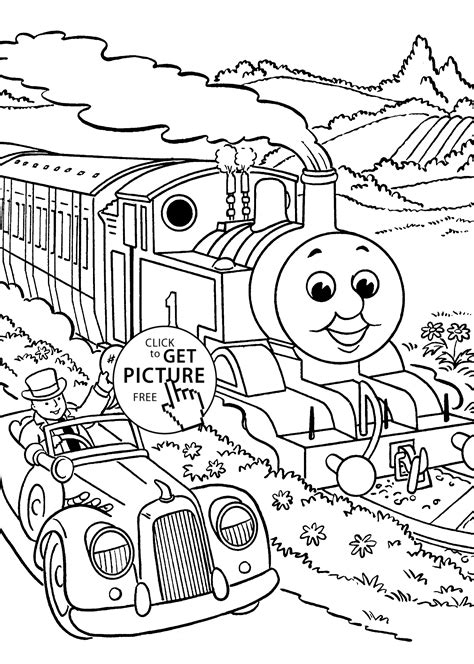 thomas coloring pages free printable thomas and friends coloring pages race for kids printable