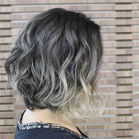 messy bob haircuts with ombre 22 tousled bob hairstyles popular haircuts