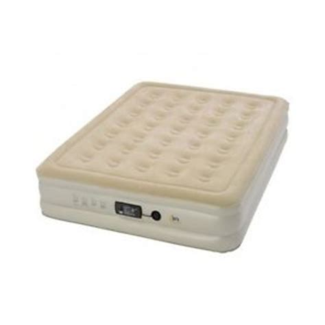 air bed comfortable inflatable queen bed air mattress integrated pump