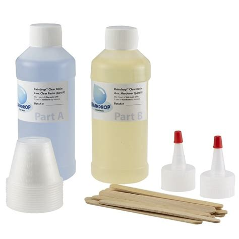 Pourable Clear Epoxy Clear Epoxy Resin For Crafts