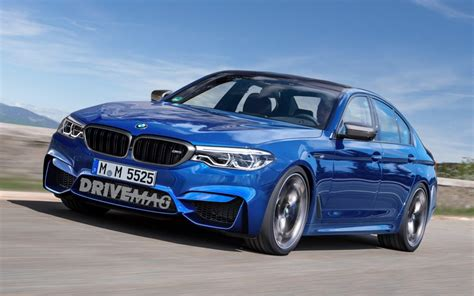 New Bmw 2018 M5 by 2018 Bmw M5 Gets New M Xdrive System That Can Turn Rwd