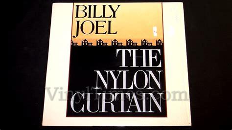 the nylon curtain billy joel quot the nylon curtain quot vinyl lp vinyltimesvinyltimes