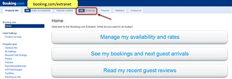 airbnb extranet booking extranet