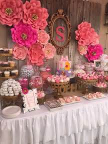 themes for baby shower pink flower baby shower baby shower ideas themes