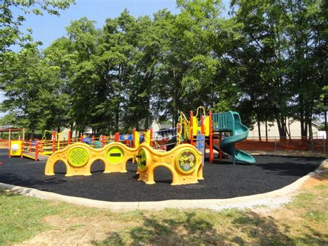 Landscape Structures Sensory Wall Accessible Playgrounds In South Carolina We Re The Home For Inclusive Playgrounds