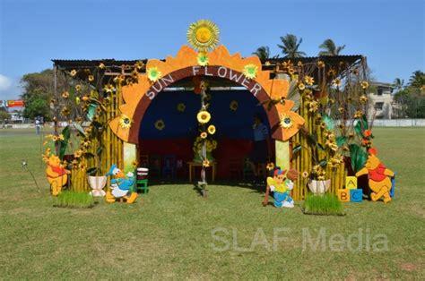 Sports Day Decorations by Slaf Colombo Pre School Annual Sport Meet 2013 Sri