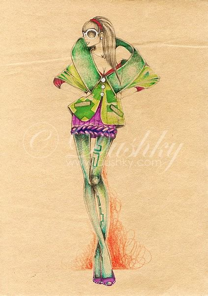 Fashion Sketches 70s by Those 70 S 10 By Dushky On Deviantart